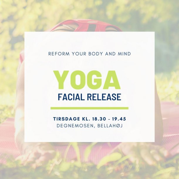 YogaFacial Release - Outdore 4. august