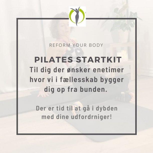 Pilates STARTKIT genoptræning