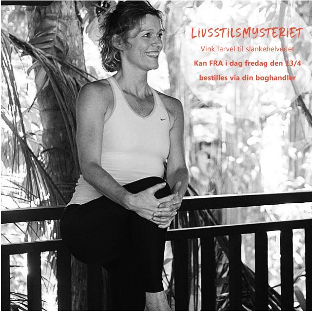 Forfatter, behandler, livsstilsentusiast, samt yoga-, pilates- og reformerinstruktør Lise Brinkman