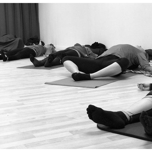 YogaFacial Release - Outdore 6. juni