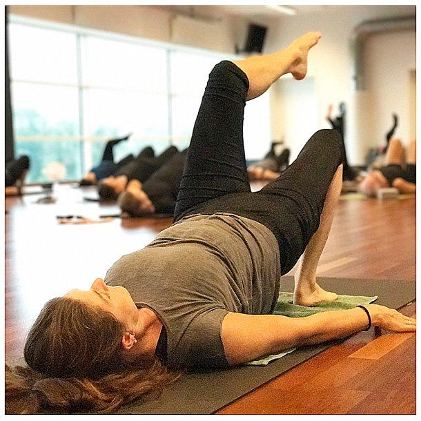 Fasciel training, Balance and Stretch 28. september 2019