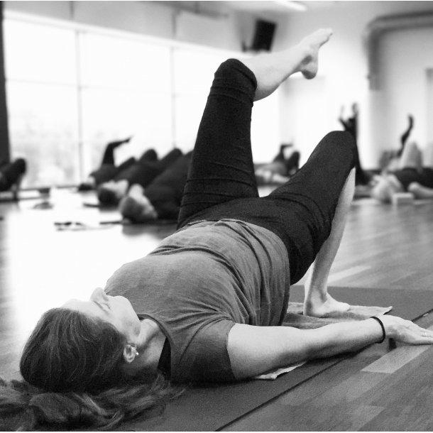 Kopi af Bindevævs Workshop -  Fasciel Training, Balance and Stretch - 16. maj