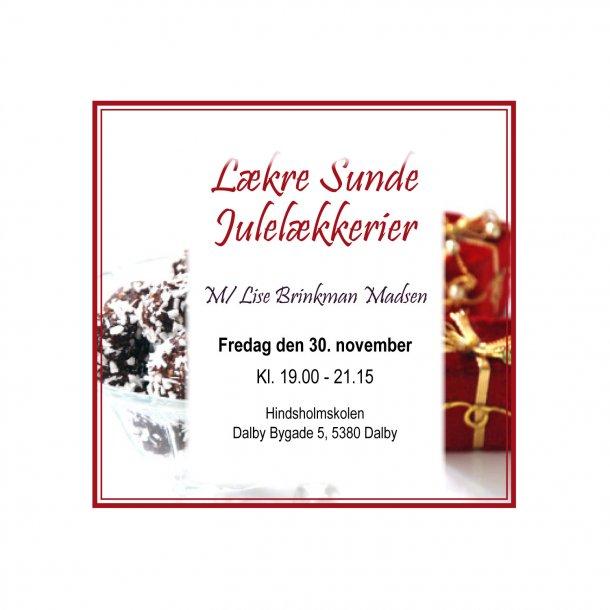 Sunde Julelækkerier 22. Nov. Fyn