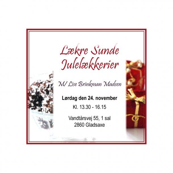 Sunde Julelækkerier 23. Nov. 2019