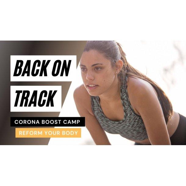 CORONA BOOST CAMP - Back on Track